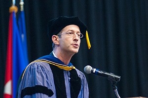 Max Paul Friedman Convocation