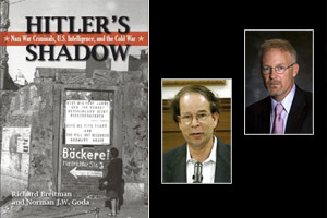 Breitman and Goda Discuss Hitler's Shadow