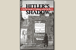 Cover of Hitler's Shadow