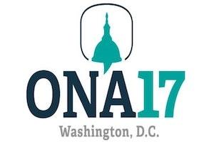 Online News Association 2017 logo