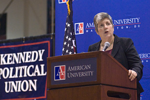 Photo: Janet Napolitano