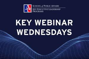Key Webinar Wednesdays