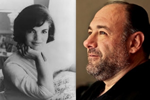 Jackie Kennedy, James Gandolfini