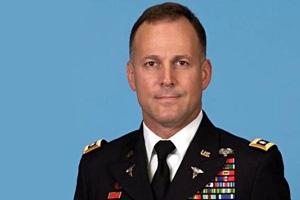Lt. Col. George Gilbert