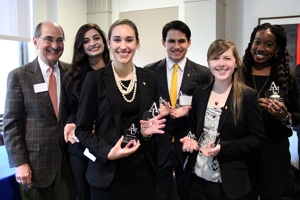2013 Case Competition winners
