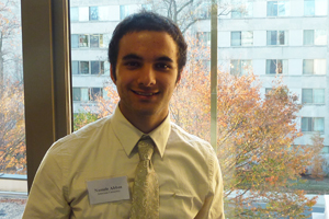 Nameir I. Abbas, Research Assistant, CITGE