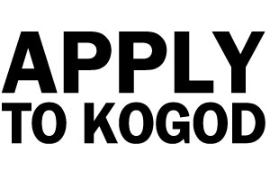 Apply to Kogod