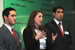 Case Competition Competitors