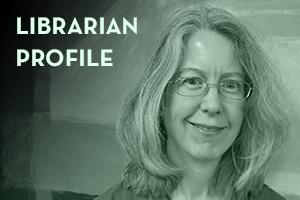 Librarian Profile: Melissa Becher