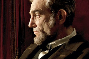 Daniel Day-Lewis stars as President Abraham Lincoln in this scene from director Steven Spielberg's drama Lincoln from DreamWorks Pictures and Twentieth Century Fox. © DreamWorks II Distribution Co., LLC. All Rights Reserved