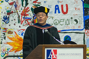 Literature Professor Richard Sha