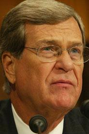 Trent Lott 2006, Copyright Gannett, Heather Wines