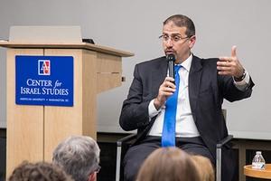 Daniel Shapiro, former U.S. Ambassador to Israel