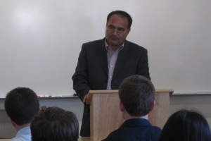 Iranian Ambassador Seyed Mousavian discusses US-Iran relations.