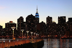 NYC Site Visit
