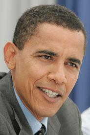 Barack Obama 2004, Copyright Gannett, Tim Dillon, USA Today