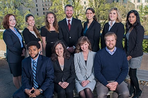 Presidential Management Fellows (PMF) Program finalists.