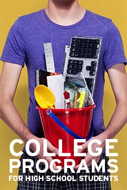 Summer College Classes for High School Students at American University in Washington, DC.