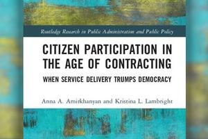 New Book Explores Citizen Involvement with Privatized Programs