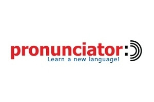 Pronunciator; learn a new language