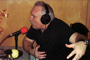 Rick Rockwell appears on SMILE-FM in Zwedru, Liberia:  during his trip, Rockwell discussed the importance of development and community building on various radio stations.