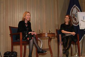 Doris Kearns Goodwin and Betsy Fischer Martin