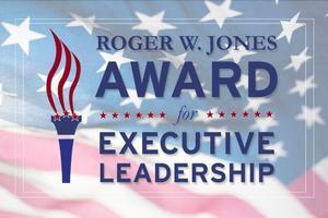 Roger W. Jones Award for Executive Leadership