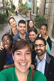 The Cuba: Broadening Normalization Practicum Team in Cuba
