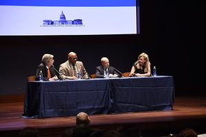 Panel at Separation of Powers event