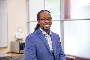 Ibram Kendi, Director of the Antiracist Research and Policy Center