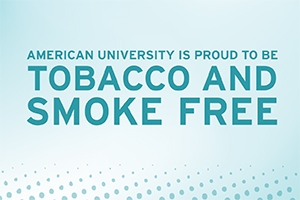AU Tobacco and Smoke Free