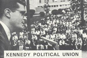 Theodore Sorenson, KPU's first speaker