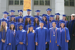 SPA graduates