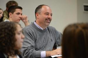 Professor Todd Eisenstadt