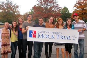 AU Mock Trial Team