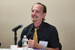 Distinguished Professor David Rosebloom
