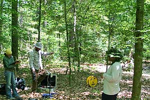 Great Dismal Swamp Archaeology Field School