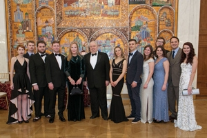 Third Annual Tatiana Ball at the Embassy of the Russian