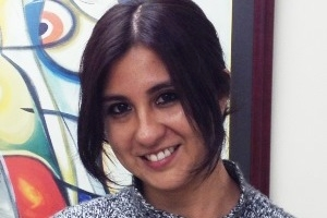 Marcela Torres, Ph.D. student at the School of Public Affairs