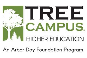 Tree Campus, Higher Education. An Arbor Day Foundation Program