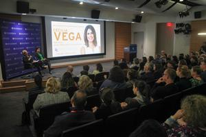 ABC Senior White House Correspondent and SOC alumna Cecilia Vega shares insights on covering the presidency of Donald Trump