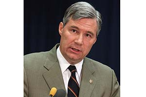 photo: Sen. Sheldon Whitehouse