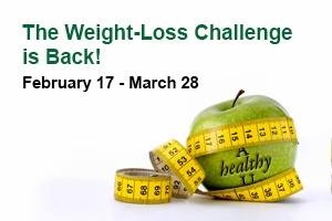 The Weight Loss Challenge is Back!