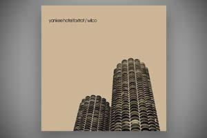 Album cover for Wilco - Yankee Hotel Foxtrot