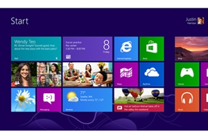 Windows 8 Screen
