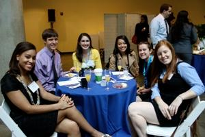 WeLEADers at the WPI Graduation Brunch