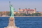 The Statue of Liberty and Ellis Island still conjure up images of the nation's immigrant history.