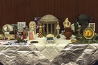 Hellenic altar. Photo credit: Caroline Kenner.