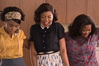 From left: Janelle Monae, Taraji Henson, and Octavia Spencer. Credit: 20th Century Fox Movies.