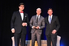 Anderson Cooper Accepts 2013 Wonk of the Year Award